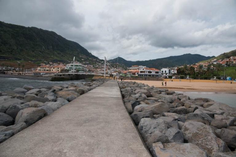 Machico town Madeira