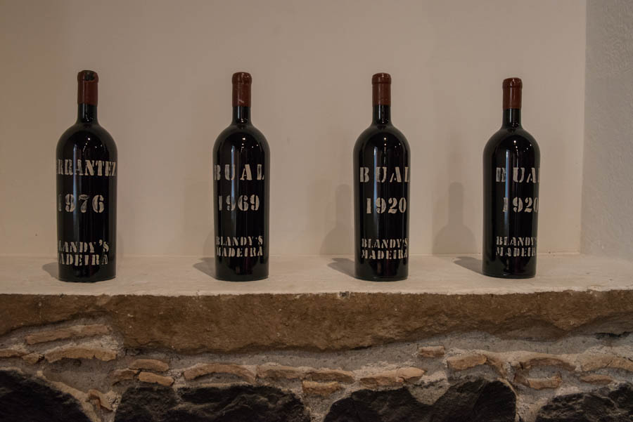 Discovering Madeira: Blandy's Wine Lodge