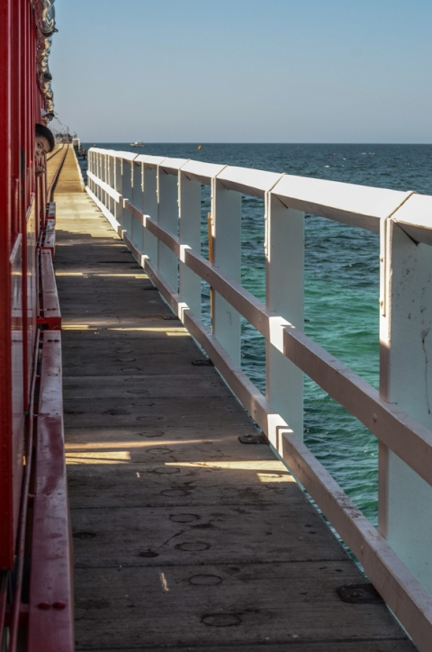 Visit the iconic Busselton Jetty