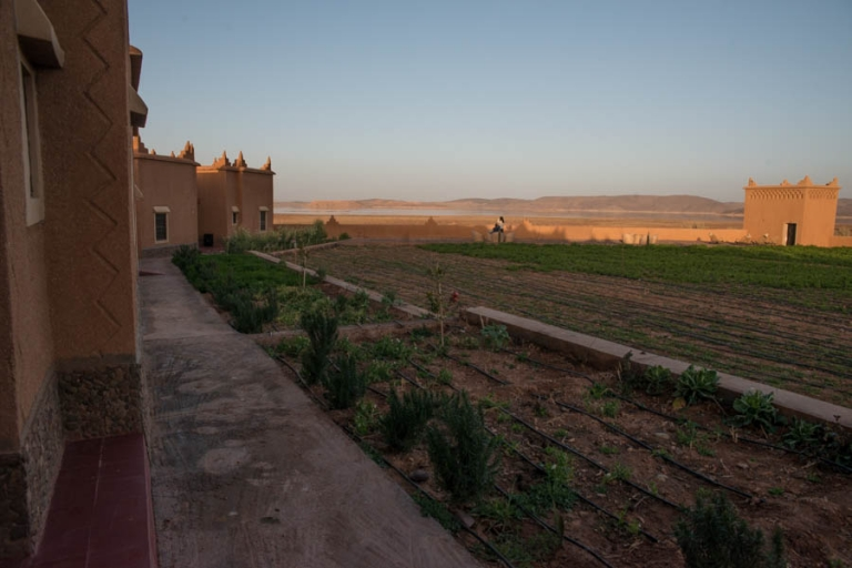ecolodge in Morocco's desert