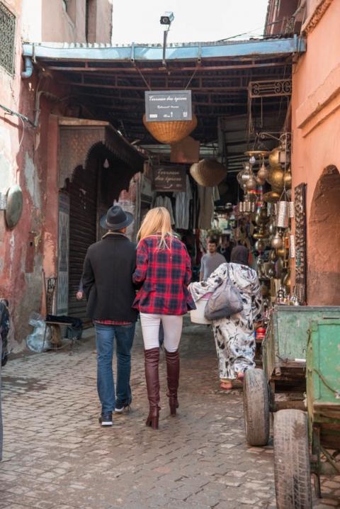 What not to wear in Marrakech