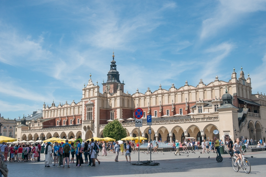 How to spend 45 minutes in Krakow