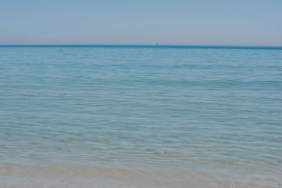 La Spiaggia di Notteri, Villasimius, Sardinia