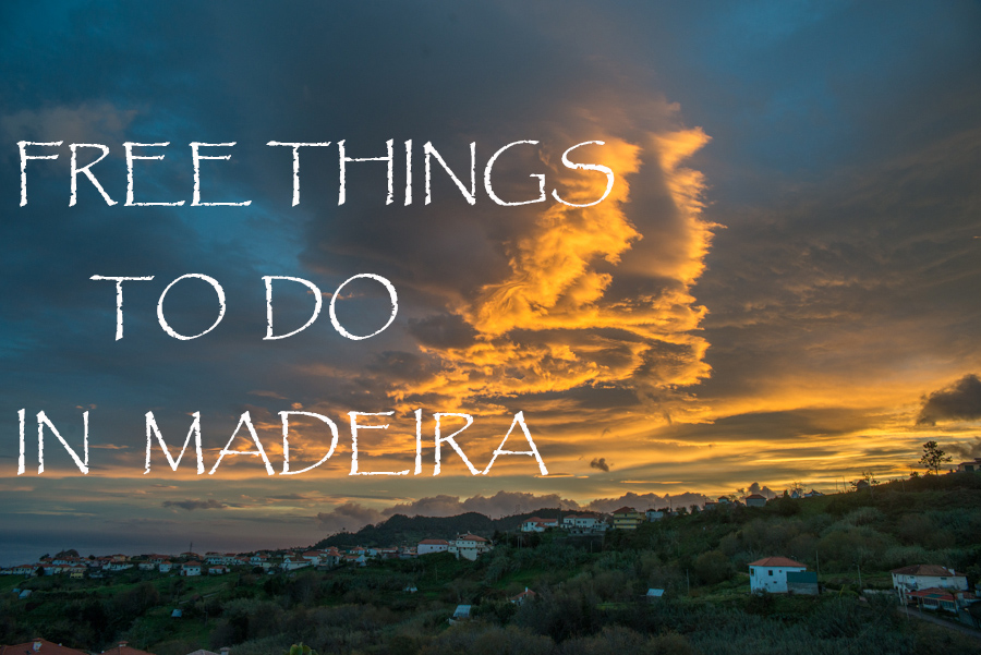 Free things to do with kids on Madeira Island