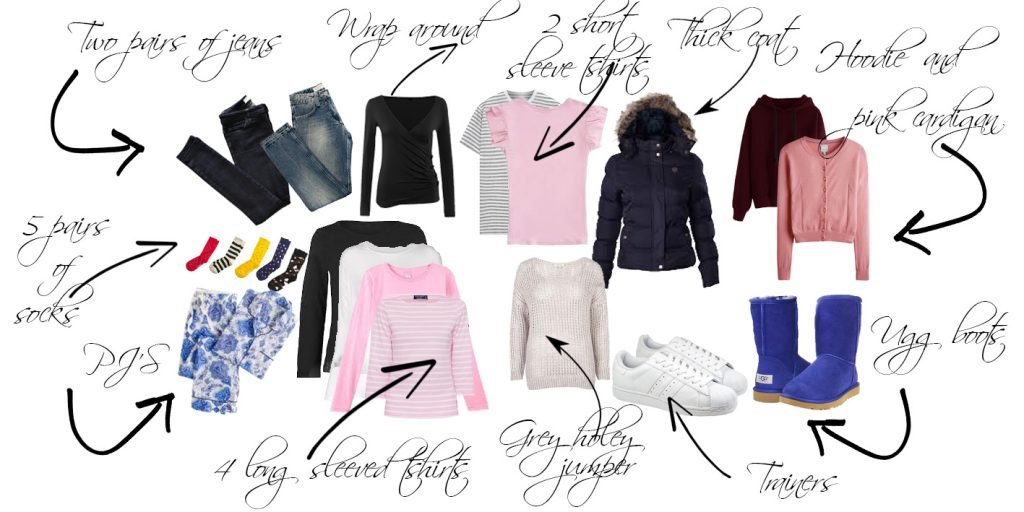 Should I take my coat? What to pack for Madeira in Winter.